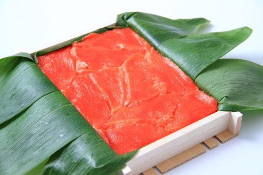 鮭の押寿司